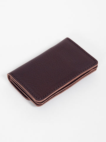 Slow BONO FLAP CARD CASE - GENTRY NYC - 1