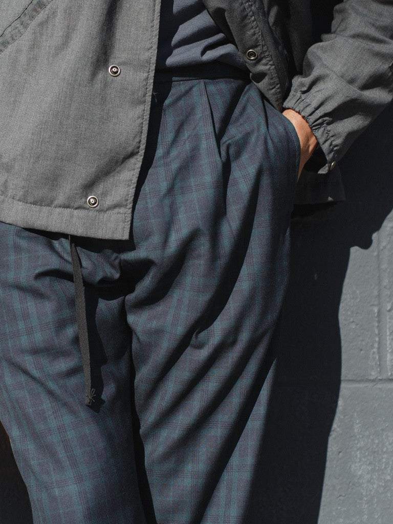 Wardrobe XXI with Josh Peskowitz Camoshita Trousers - GENTRY NYC - 2