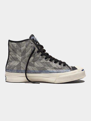 Converse Jack Purcell Signature Quilted High Top - GENTRY NYC - 1