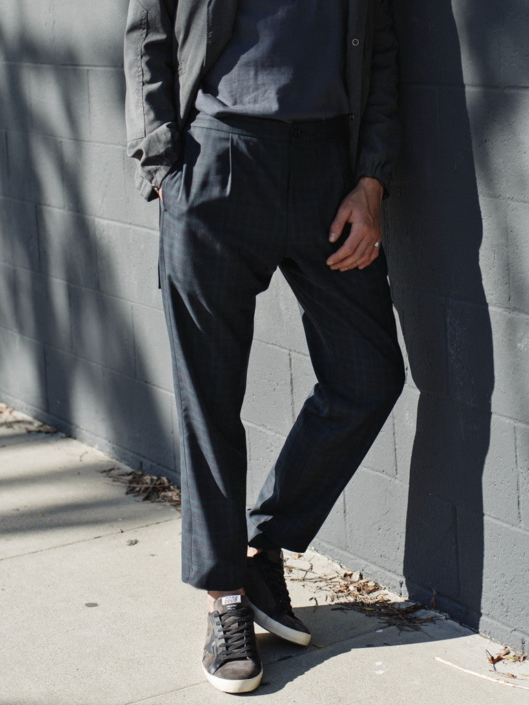 Wardrobe XXI with Josh Peskowitz Camoshita Trousers - GENTRY NYC - 3