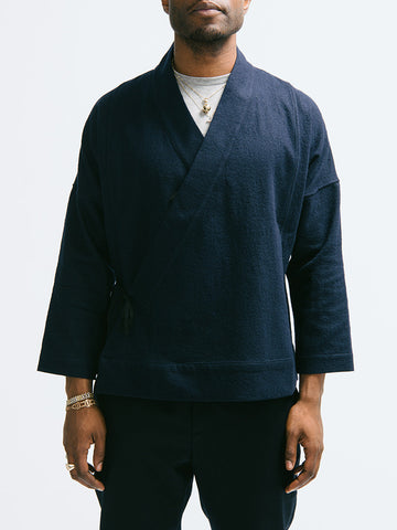 S.K. Manor Hill Folk Robe - GENTRY NYC - 1