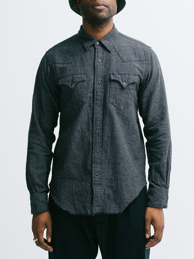 Engineered Garments Western Shirt - GENTRY NYC - 6