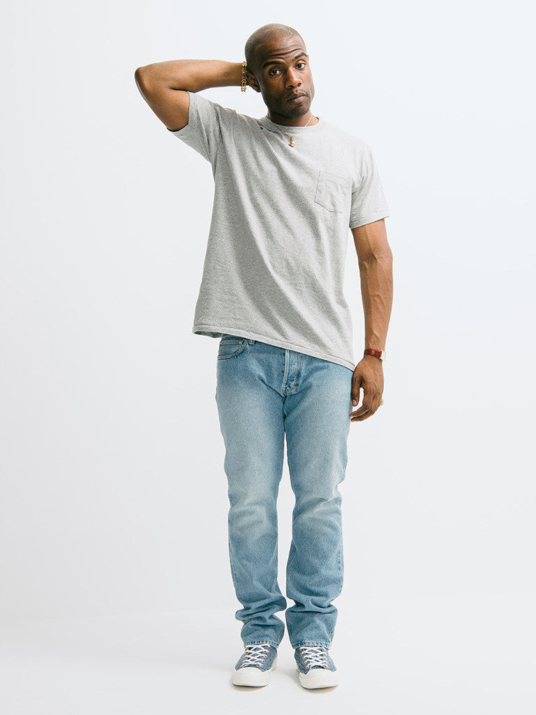 Velva Sheen 2 Pac Short Sleeve Pocket Crew Neck - GENTRY NYC - 1