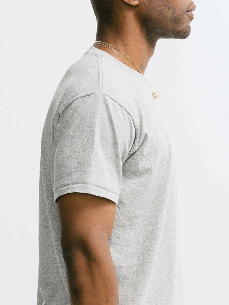 Velva Sheen 2 Pac Short Sleeve Pocket Crew Neck - GENTRY NYC - 5