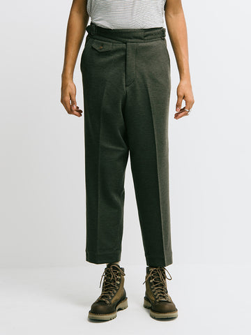 Haversack Double Belt Knit Pant - GENTRY NYC - 1