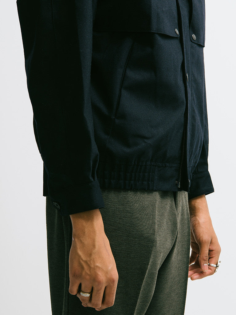 Haversack Wool Jacket - GENTRY NYC - 5