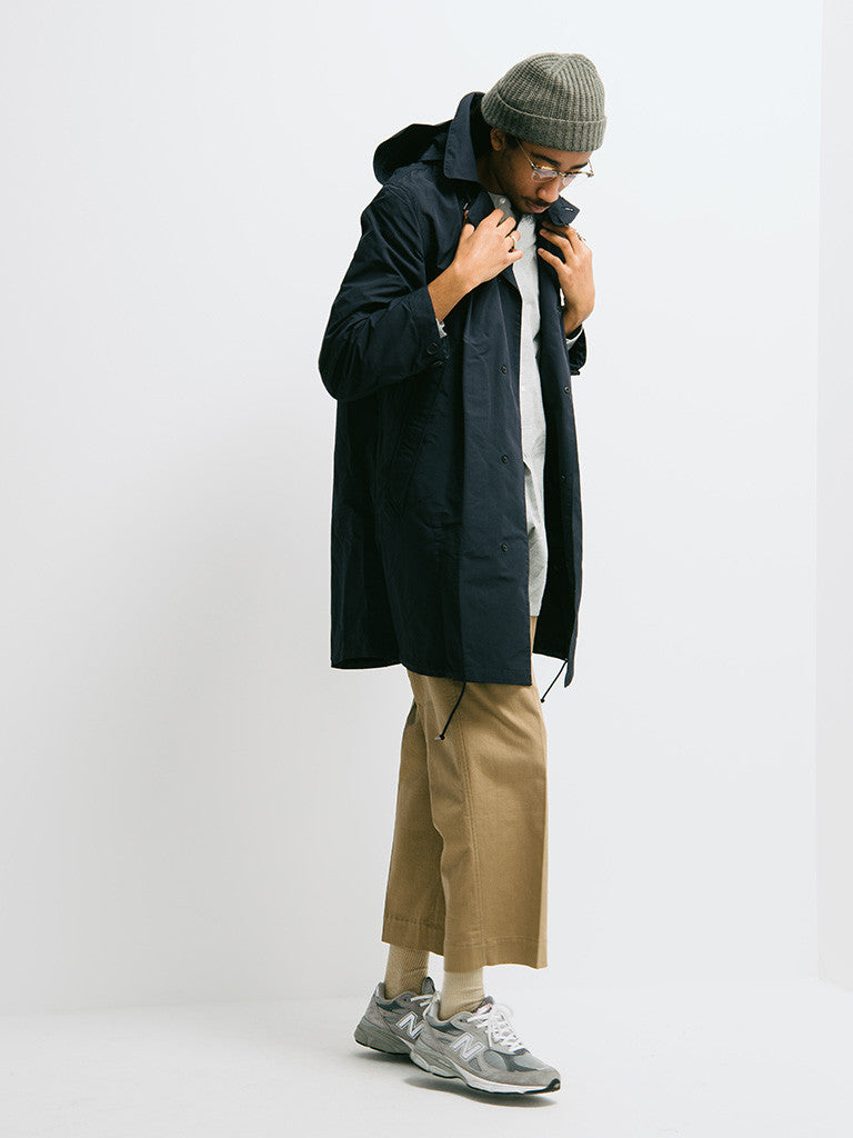 Haversack Hooded Raincoat - GENTRY NYC - 2