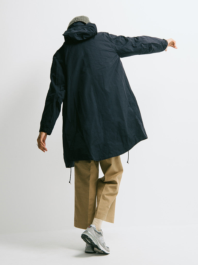 Haversack Hooded Raincoat - GENTRY NYC - 3