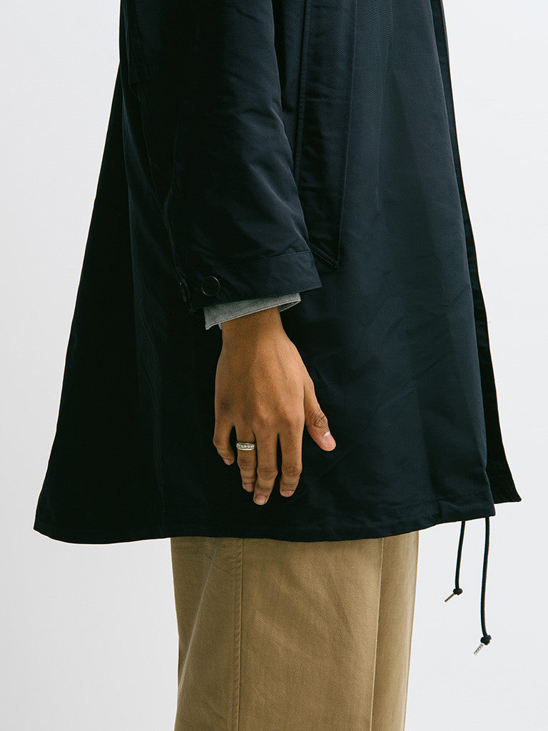 Haversack Hooded Raincoat - GENTRY NYC - 5