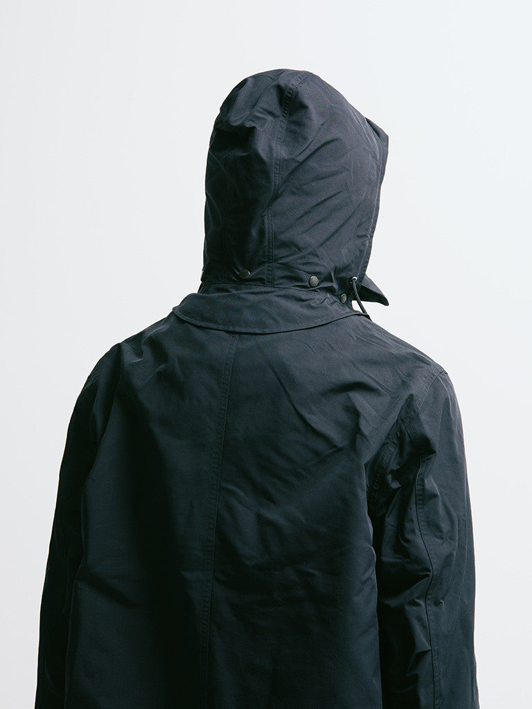 Haversack Hooded Raincoat - GENTRY NYC - 4