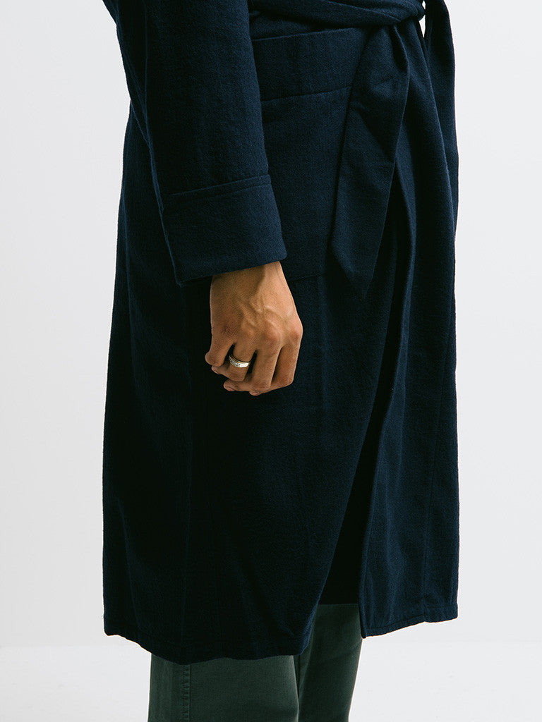 S.K. Manor Hill Wallace Robe - GENTRY NYC - 5
