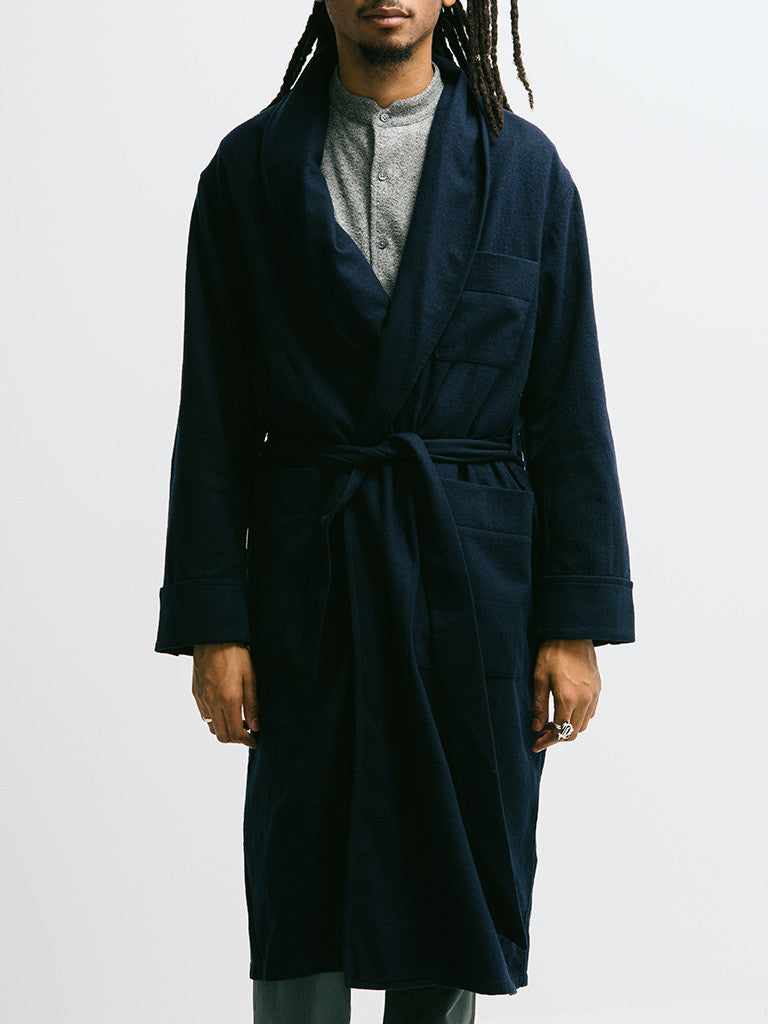 S.K. Manor Hill Wallace Robe - GENTRY NYC - 6