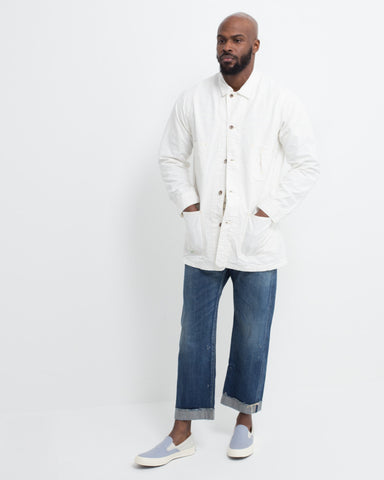 Slub Duck Work Coat