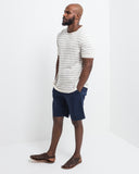 Stripe Short Sleeve Tee