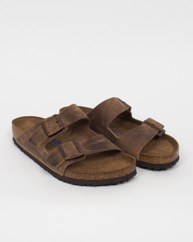 Arizona Soft Footbed Oiled Leather