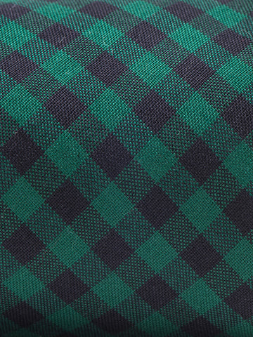 Nanamica CHECK TIE-GREEN - GENTRY NYC - 1