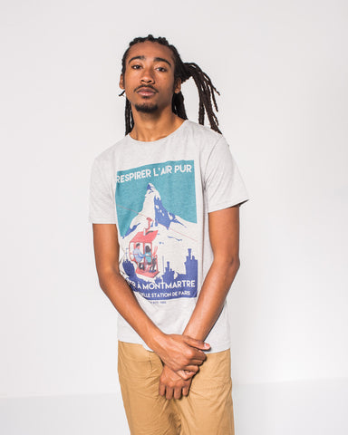 French Ski T-Shirt