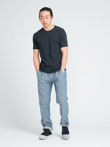 Alex Mill DRAWCORD TROUSER-INDIGO - GENTRY NYC - 1