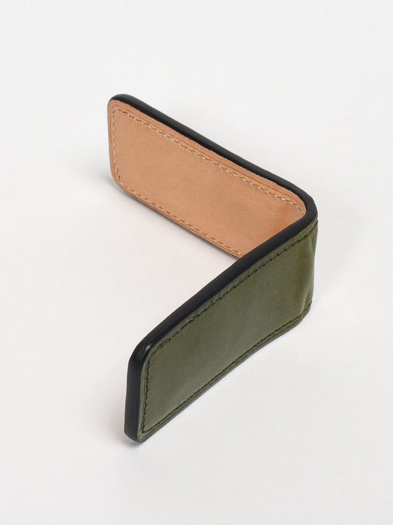 Il Bussetto MAGNET BILL CLIP - GREEN - GENTRY NYC - 3
