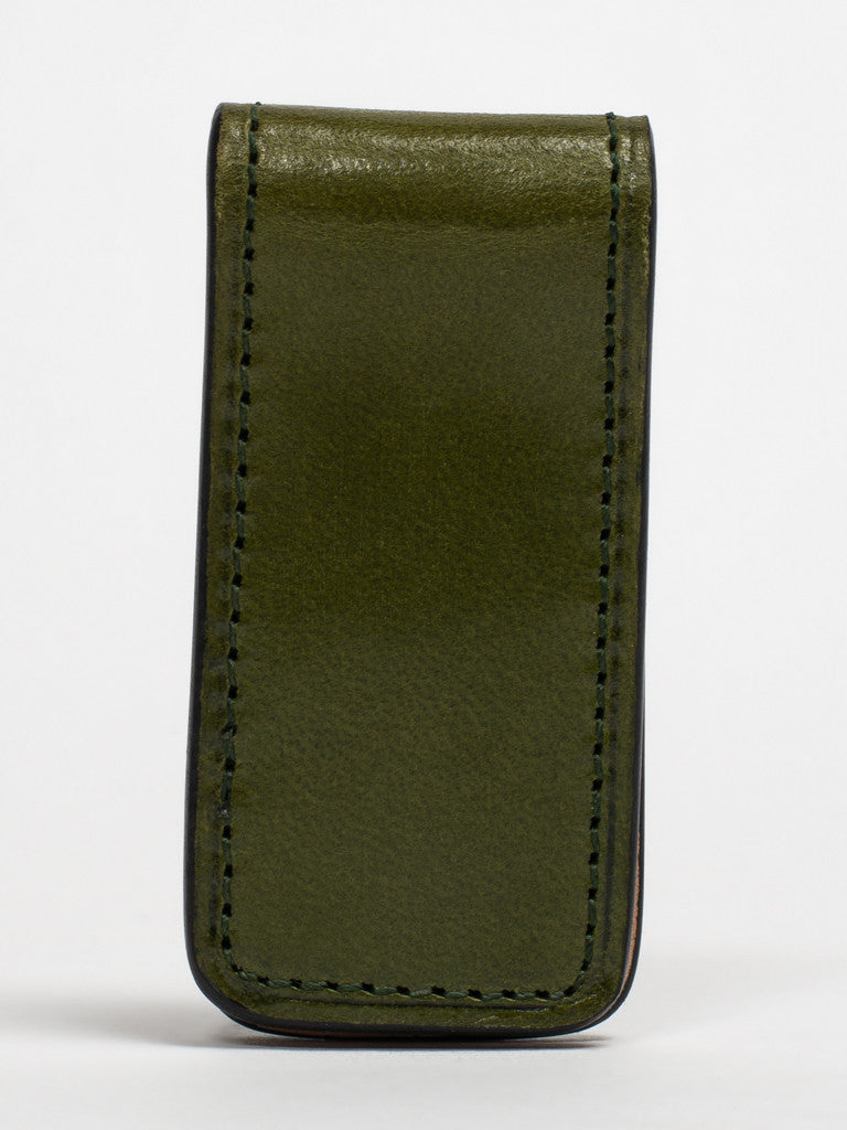 Il Bussetto MAGNET BILL CLIP - GREEN - GENTRY NYC - 5