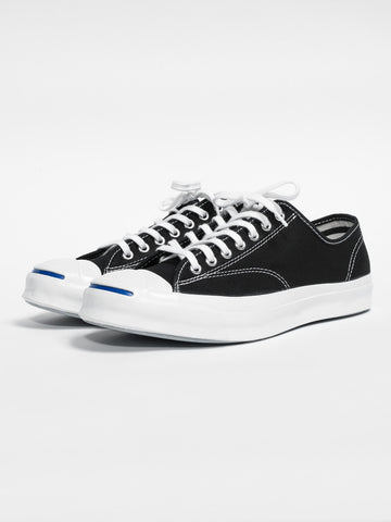 Converse JACK PURCELL SIGNATURE OX - BLACK - GENTRY NYC - 1