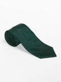 Jupe by Jackie TIE - SWEET NAVY ON GREEN - GENTRY NYC - 1