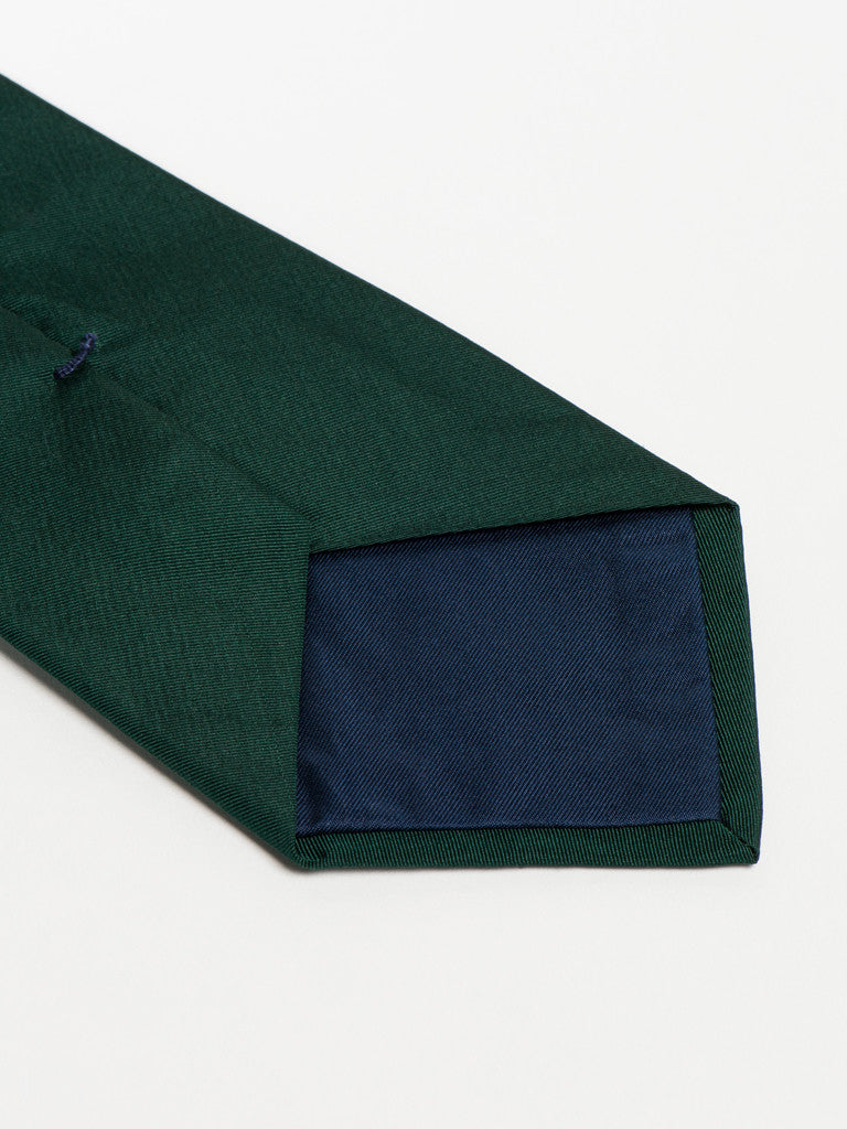 Jupe by Jackie TIE - SWEET NAVY ON GREEN - GENTRY NYC - 4