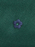 Jupe by Jackie TIE - SWEET NAVY ON GREEN - GENTRY NYC - 3