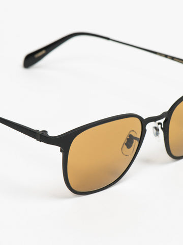 Oliver Peoples PRESSMAN - BLACK - GENTRY NYC - 1