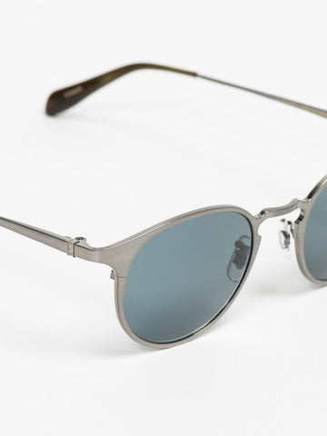 Oliver Peoples WILDMAN - GUNMETAL - GENTRY NYC - 1