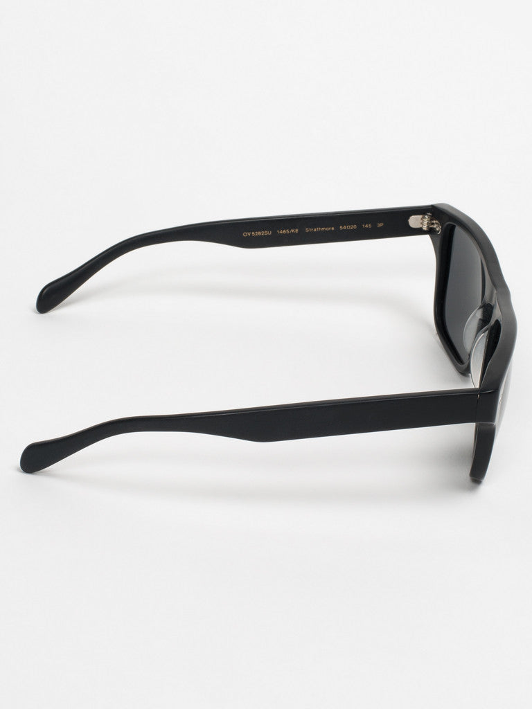Oliver Peoples STRATHMORE - MATTE BLACK - GENTRY NYC - 2