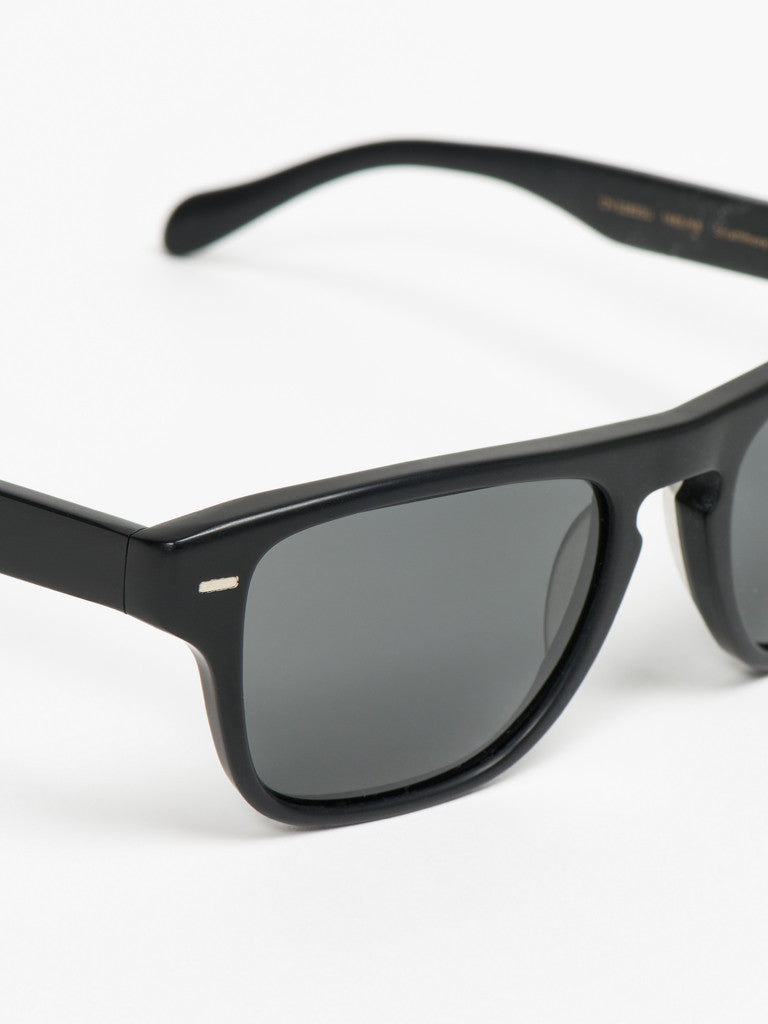 Oliver Peoples STRATHMORE - MATTE BLACK - GENTRY NYC - 3