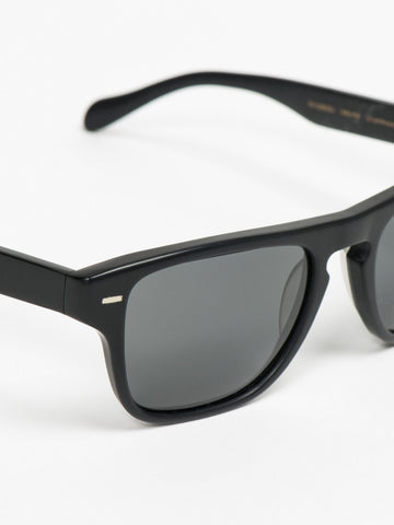 Oliver Peoples STRATHMORE - MATTE BLACK - GENTRY NYC - 1