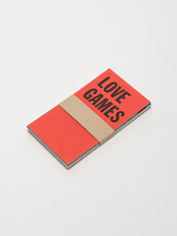 Postalco LOVE GAMES CARD GAME - GENTRY NYC - 1