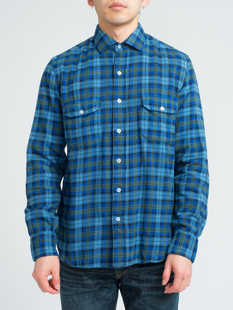 Salvatore Piccolo BUTTON DOWN SHIRT-COLOR 19 - GENTRY NYC - 6