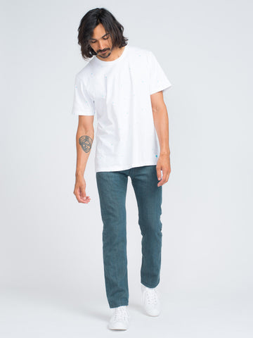 ANATOMICA 618 SLIM FIT JEAN - LIGHT AI NATURAL INDIGO - GENTRY NYC - 1