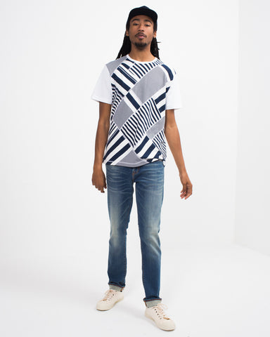 Multi Striped T-Shirt
