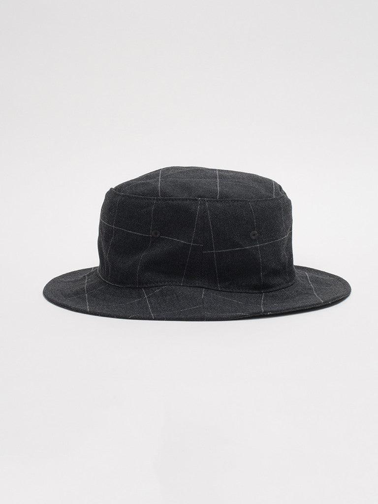 Nanamica WIND HAT-CHARCOAL - GENTRY NYC - 5