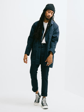 Dickie's × Palmer Trading Co. Long Shop Coat - GENTRY NYC - 1