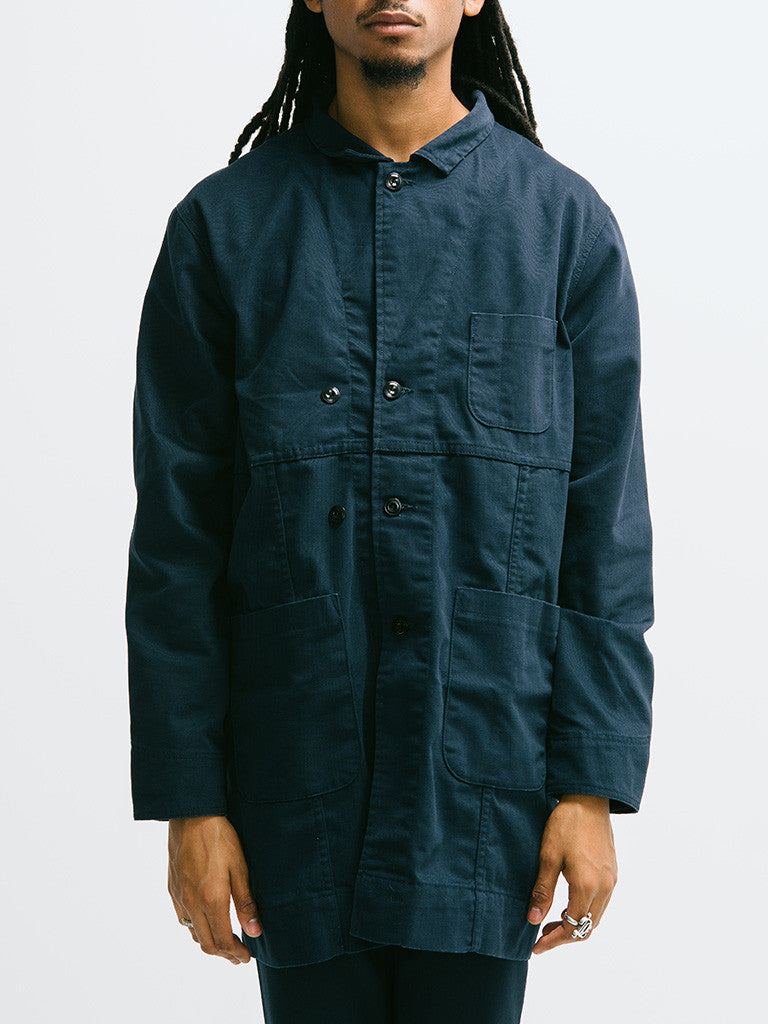 Dickie's × Palmer Trading Co. Long Shop Coat - GENTRY NYC - 4