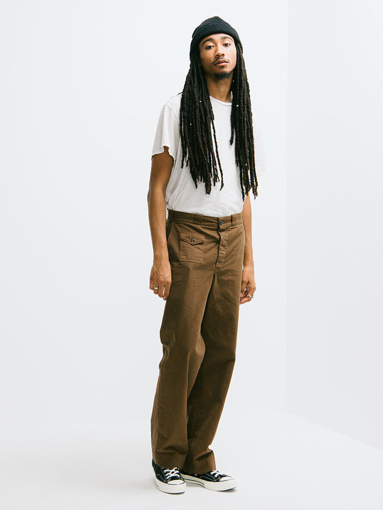 Dickie's × Palmer Trading Co. Tobacco Pocket Pant - GENTRY NYC - 1