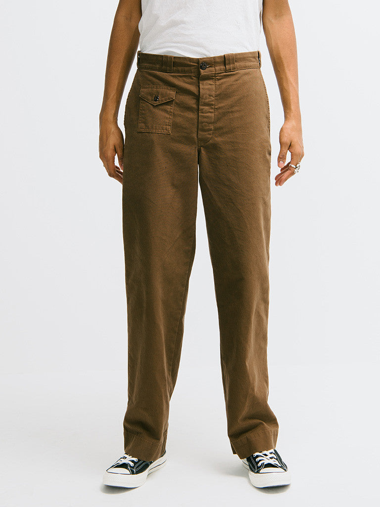 Dickie's × Palmer Trading Co. Tobacco Pocket Pant - GENTRY NYC - 4