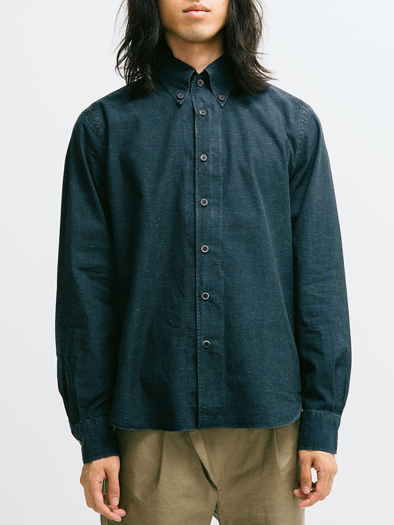Eidos Courtier Button Down - GENTRY NYC - 4