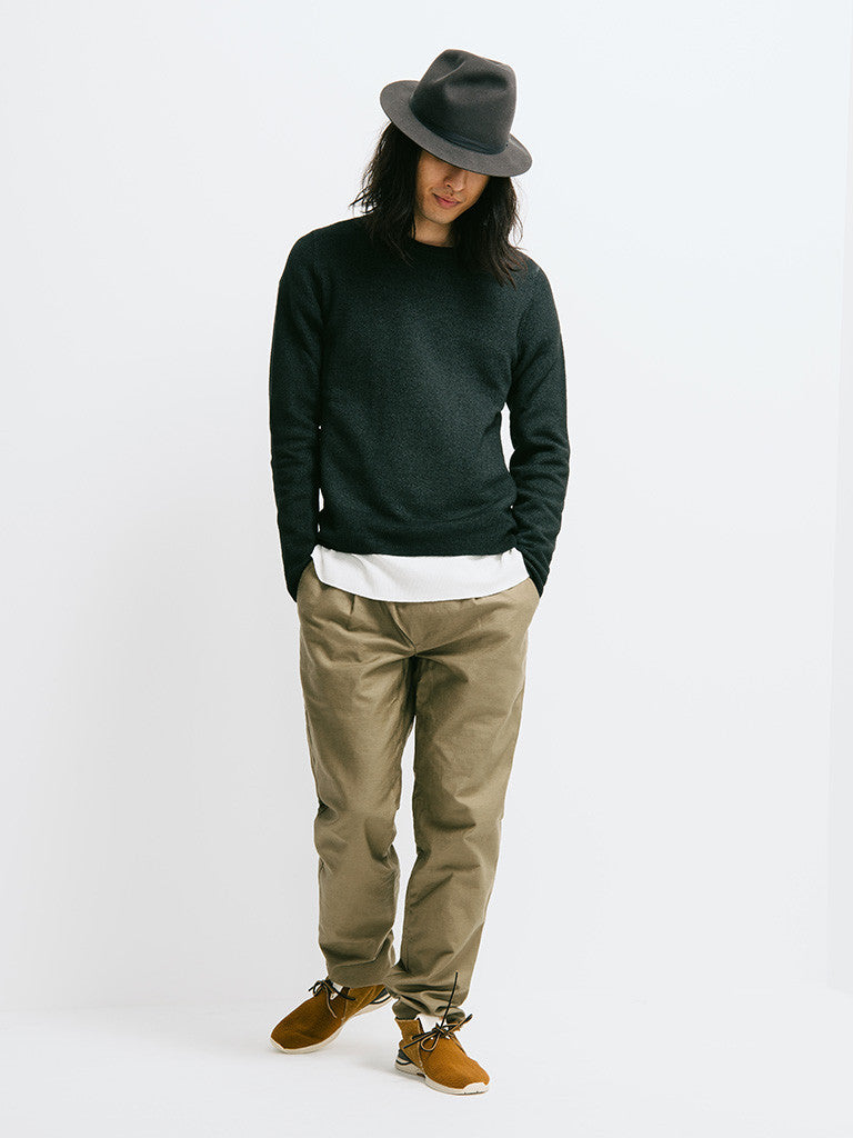 Eidos Crewneck Basic - GENTRY NYC - 1