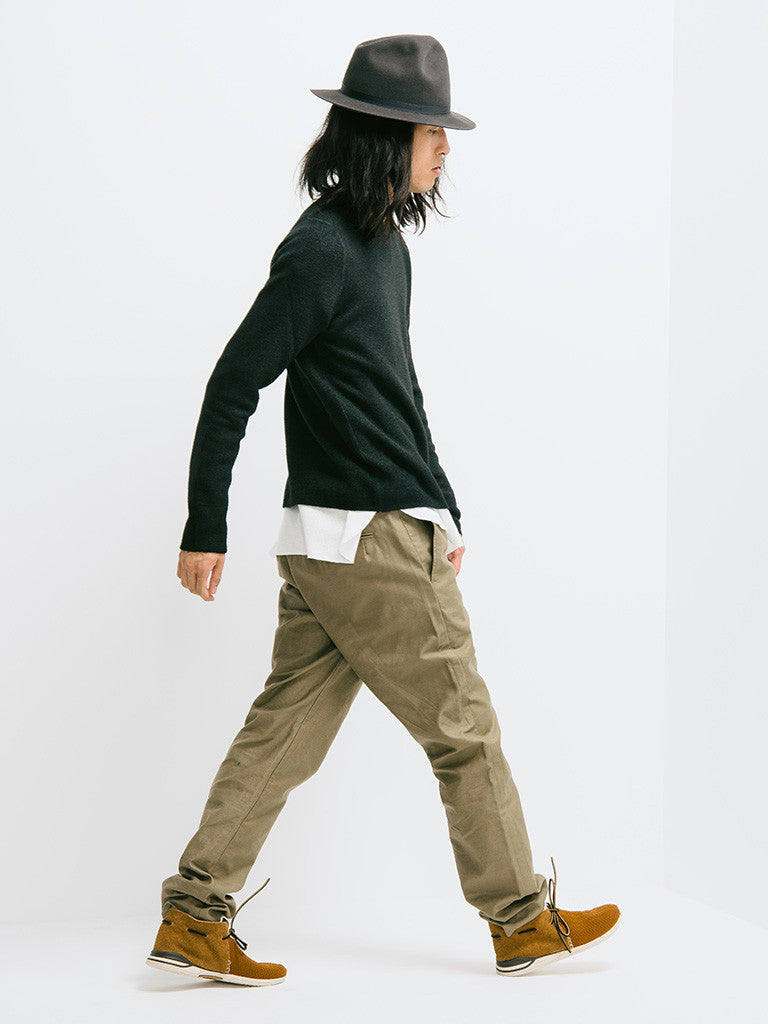Eidos Crewneck Basic - GENTRY NYC - 2