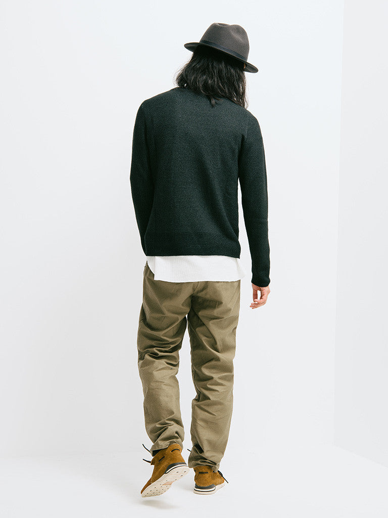 Eidos Crewneck Basic - GENTRY NYC - 6