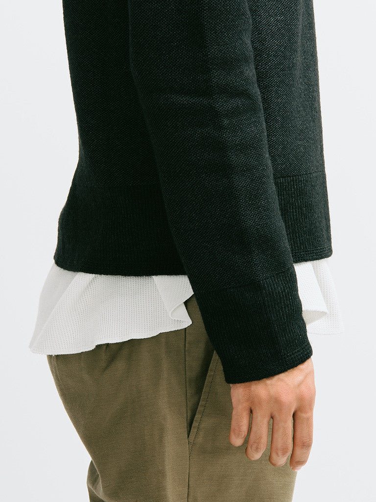 Eidos Crewneck Basic - GENTRY NYC - 4