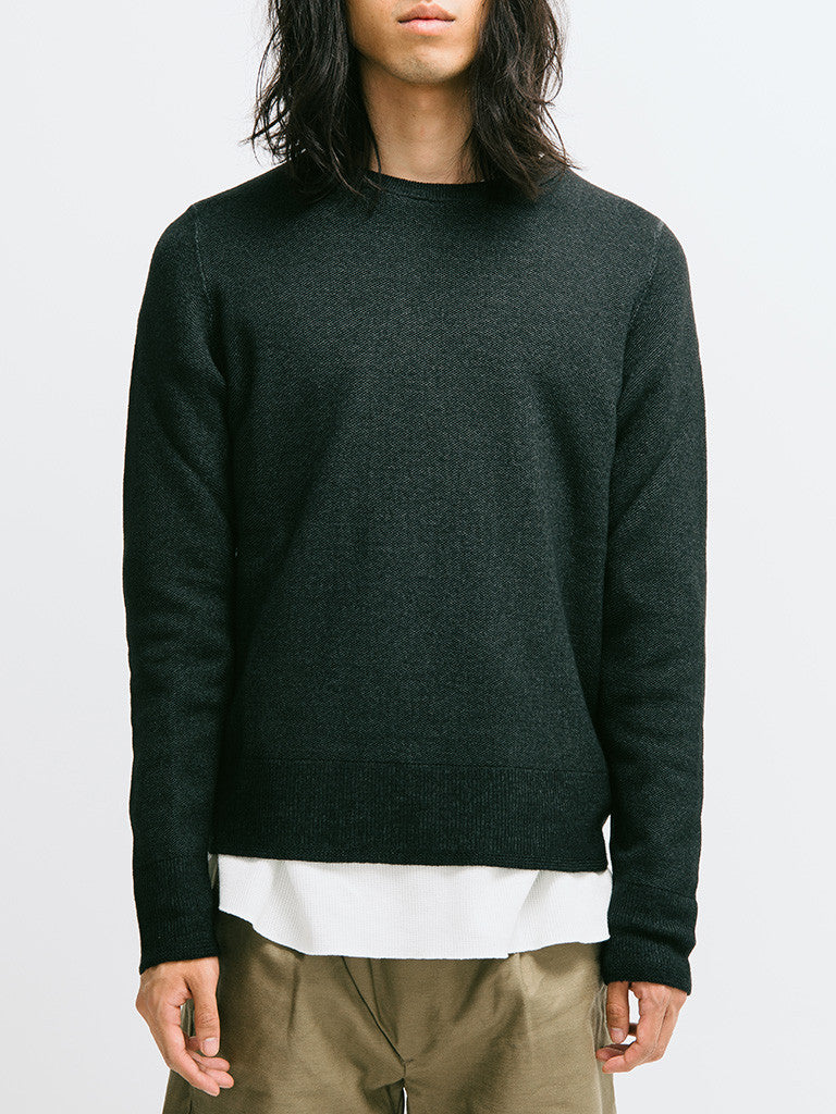 Eidos Crewneck Basic - GENTRY NYC - 5