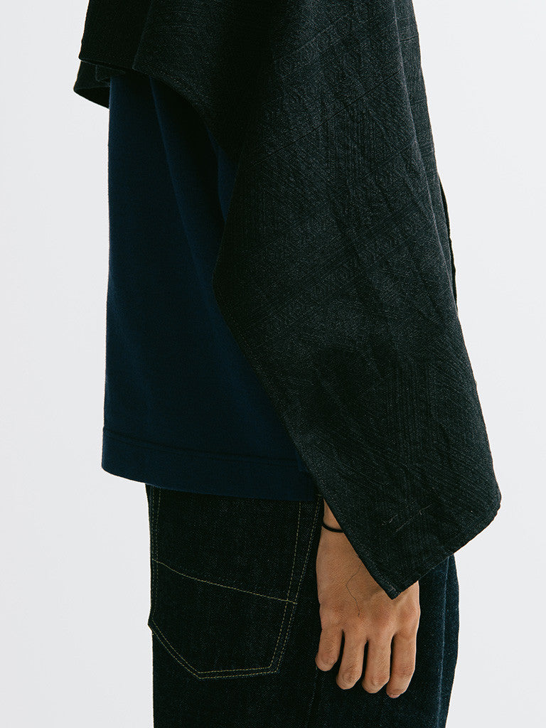 Engineered Garments Button Shawl - GENTRY NYC - 5
