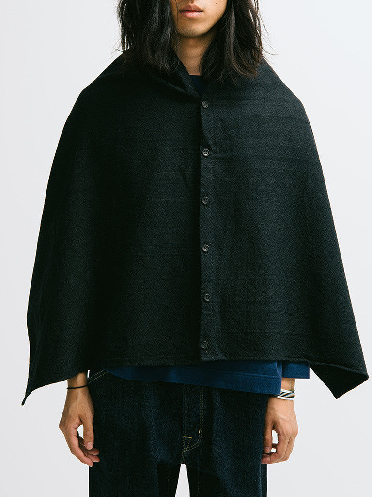 Engineered Garments Button Shawl - GENTRY NYC - 6